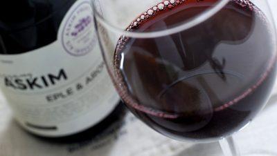 Argang Aronia Glass Og Flaske