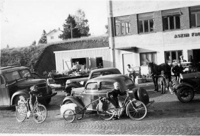 Bilde Askim Frukt -og Bærpresseri 1950 tallet
