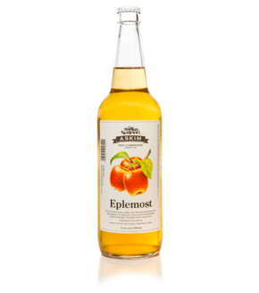 Eplemost Klar 0,7 liter