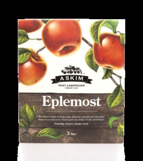 Eplemost 3 L