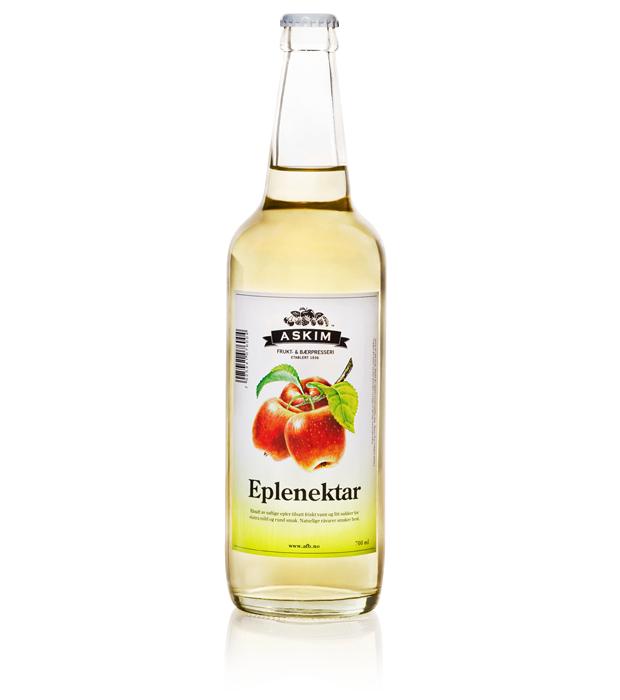 Eplenektar 0,7 liter